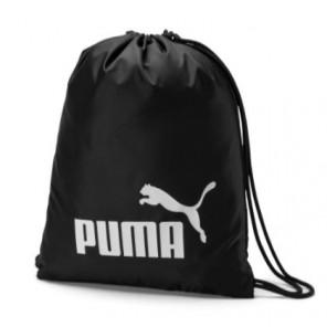 Gymsack Puma Classic Negro