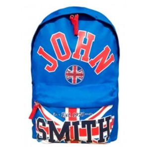 Mochila John Smith Casual Azul