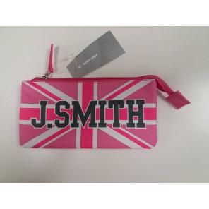 Estuche Neceser John Smith Classic Rosa