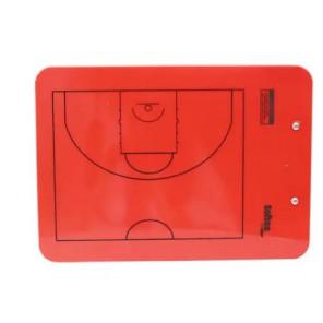 Carpeta técnica Veleda Roja Baloncesto Reversible