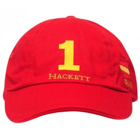 Gorra Hackett London World Cup Adulto Azul 84bb1dafdd3