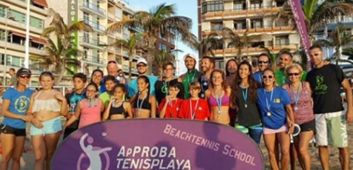 ITF Gran Canaria Beach Tennis 2016